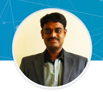 Vamsi Yalamanchili - Co-Founder & CTO